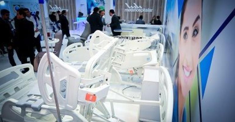 Inovações tecnológicas marcam o primeiro dia da Hospitalar
