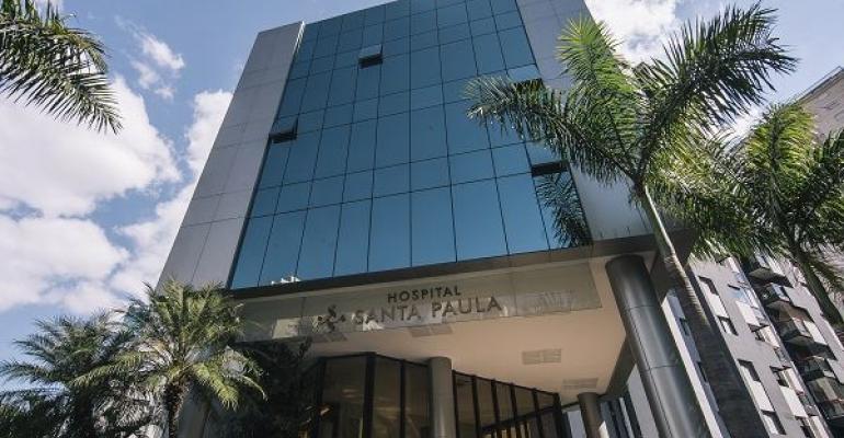 Hospital Santa Paula recebe certificação internacional de sustentabilidade na construção civil