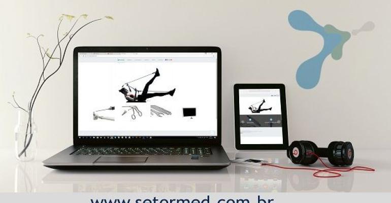 Com proposta de estreitar relacionamento com clientes, Setormed realiza mudanças em seu site