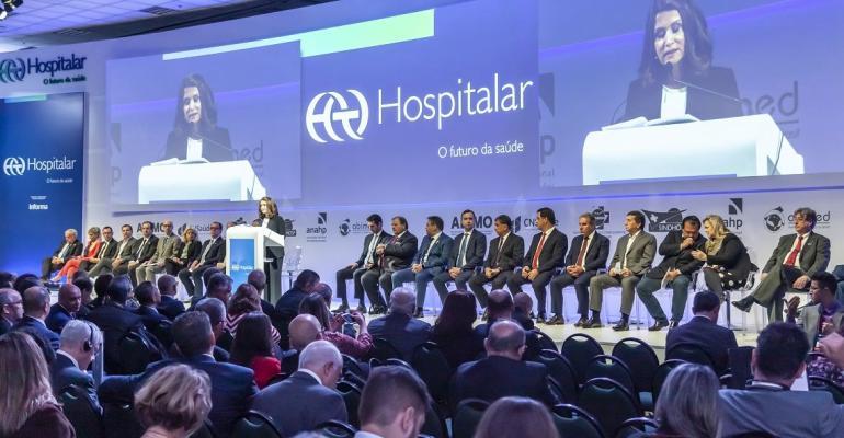 Hospitalar 2019 atesta pujança do mercado de saúde, mesmo em meio a cenário macroeconômico incerto.