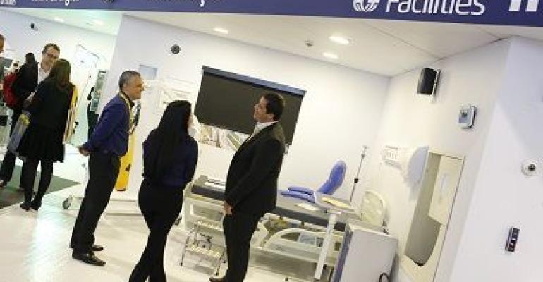 Hospitalar Facilities inova ao reunir expositores, workshops e simulações realísticas