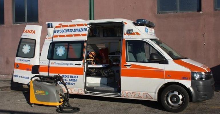Cristanini do Brasil leva Vaporizador Elétrico para a Hospitalar