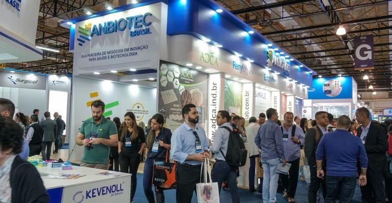 Anbiotec avalia positivamente a Hospitalar 2019, com previsão de R$ 2 milhões em negócios para seus associados