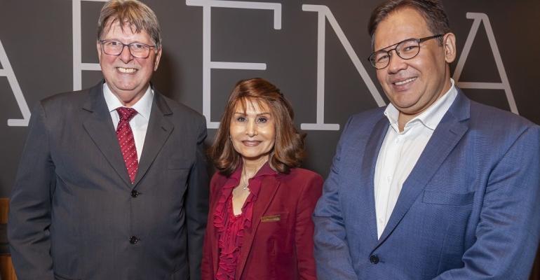 """""""É uma marca muito importante que traz uma qualidade fantástica para os nossos associados"""" diz presidente da CNSaúde sobre a Hospitalar"""